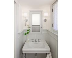 Turn-of-the-century Modern Bathroom