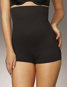 Maidenform boy short. So amazing under maxi dresses (no jiggly butt!). Seriously comfy and carefree.