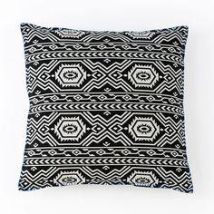 Aztec Print Pillow