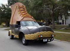 LL Bean Bootmobile