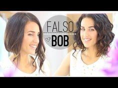 """Recogido falso bob """"Fácil y rápido"""" - YouTube"""
