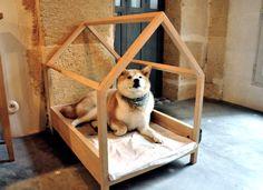 super cute doggy bed