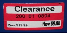 Valuable advice: Price mark down guidelines for Costco and Target « AJ's Trash2Treasure BLOG