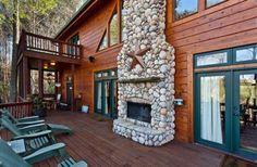 Luxury Cabins - Talking Rock, Ga - Blue Sky Cabin Rentals