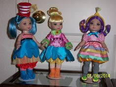 Share your Ann Estelle with the rest of us! - Yahoo Groups. Dr Seuss dolls