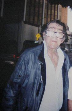 The last known photo taken of Dean Martin.