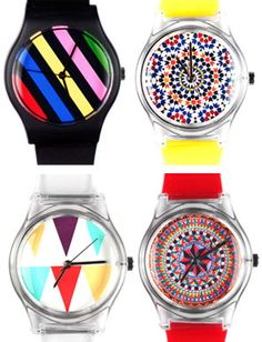 Interesting Watches.