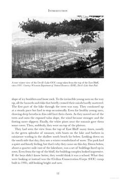 Devil's Lake, Wisconsin and the Civilian Conservation Corps - Robert Moore - Google Books