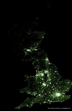 Britain's postcodes