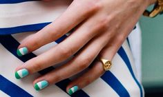 The secrets to perfecting nail art: From using an eyeliner brush to fix mistakes to adding glitter with a mascara wand - the top tips for the ultimate manicure