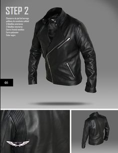 #Chaqueta modelo Step 2 #moda