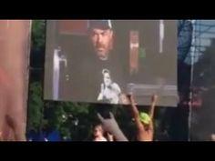 Staind's Aaron Lewis Interrupts Concert to Deliver Epic Rant