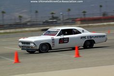 Mike Cavanah's 1966 Chevrolet #Chevelle will compete in the 2014 #OUSCI