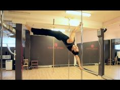Free Pole Dance Lesson with Vladimir Karachunov: Advanced Chinese Pole danc lesson, pole dance free, chines pole, thirteen thirtyf, pole fit