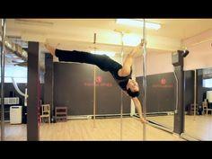 Free Pole Dance Lesson with Vladimir Karachunov: Advanced Chinese Pole