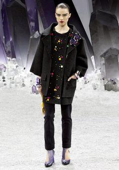 style, fashionfallwint 201213, dress, runway, fall 2012