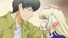 Chobits on Pinterest | Anime, Comedy and Kawaii