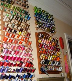 This would be my dream thread storage!