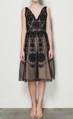 little black dresses, lace dresses
