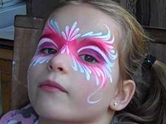 Disney Face Paint