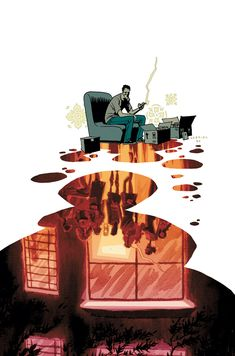 Comic Book Artist: Fabio Moon and Gabriel Bá | Abduzeedo | Graphic Design Inspiration and Photoshop Tutorials