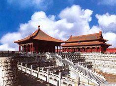 Forbidden City; Bejing, China