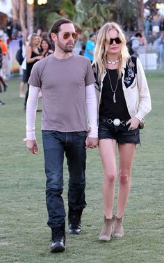 la modella mafia Coachella  2012 fashion Kate Bosworth 1