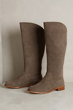 perfect fall boot @anthropologie
