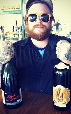 Cadet Wine & Beer Bar - Napa, California #winetasting #wine #winery #bestwine #Napa #travel #vineyard #wines