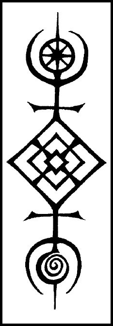 """Tree of Life Sigil. The Tree of Life is one of the most familiar of the Sacred Geometric Symbols. The structure of the Tree of Life is connected to the sacred teachings of the Jewish Kabbalah but can be seen in other traditions as well, such as the ancient Egyptian tradition. The Tree of Life is explained in Sefer Yetzira (""""Book of Creation"""")."""