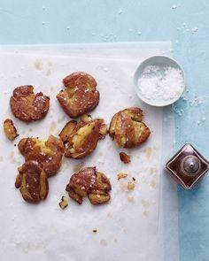 Salt 'n' Vinegar Roasted Potatoes - Martha Stewart Recipes