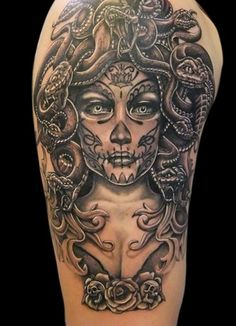 Mythical Creatures Tattoos Designs Ideas 1