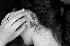 KOI fish tattoo #KOI