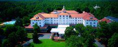North Carolina Historic Hotels   Pinehurst Resort