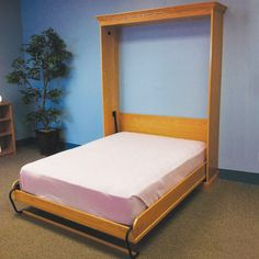 Deluxe Murphy Bed Kits, Vertical Mount - Rockler.com Woodworking Tools murphy beds, bed kit, buildings, cabinet, woodworking tools, vertic mount, bed hardwar, murphi bed, home kitchens