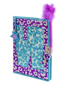 Love Cheetah Diary | Journals & Writing | Beauty, Room & Tech | Shop Justice