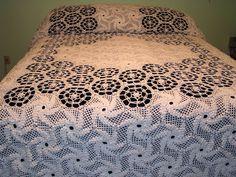Crochet Bedspread   Crocheted Bedspreads