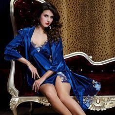 Hola Fen Nisi descuento especial chándal sexy slip camisón ropa de noche 2202 XL Lynx
