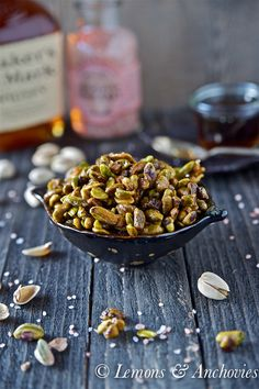 Bourbon Maple Toaste