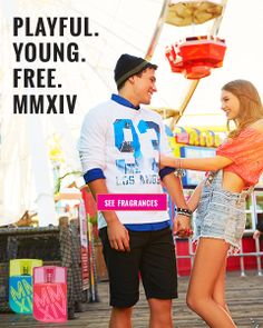 MMXIV Fragrances for Him and Her | rue21