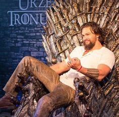 Jason Momoa ... Khal Drogo <3