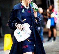 13 Fashion Week Lessons That Work in Real Life Too via @WhoWhatWear