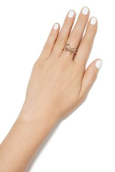 Bow Out Ring