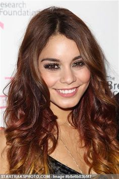 Vanessa Hudgens - Donate with a Kiss Event