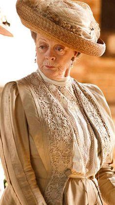 Downton Abbey Violet