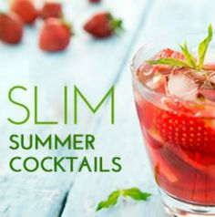 Celebrate summer without deprivation! You'll love these cocktails and mixed drinks! | via @SparkPeople #recipe #diet