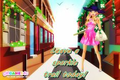 Sparkles and #happyness! ***  #Game's link: http://www.girlgames4u.com/it-girl-dazzling-makeover-game.html ✿ ✿ ✿