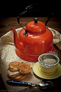 Morning Tea, photo by Najwa Kronfel