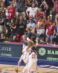 5/19/12 In their home opener, the Indiana Fever defeat the Atlanta Dream. Fever 92, Dream 84