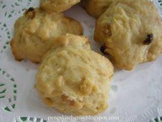 Peng's Kitchen: Apple Sauce Cookie